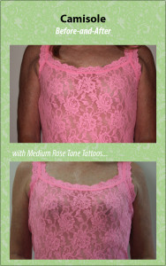 Camisole with Rub-On Nipples